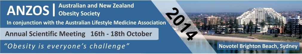 The Australian and New Zealand Obesity Society Annual Scientific Meeting @ Novotel Sydney Brighton Beach | Brighton-Le-Sands | New South Wales | Australia